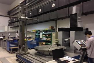航天大型卫星装配加工复合中心(专机)